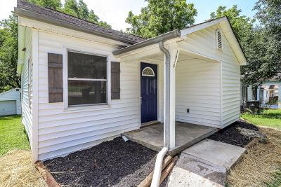 Knoxville Single Family Home For Sale: 1016 Avenue A