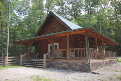 Single Family Home For Sale: 431 Wilderness Trail Tr