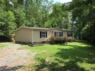 Oliver Springs Single Family Home Pending: 279 Shady Rd