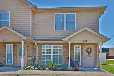 Maryville Condo/Townhouse For Sale: 757 Casey Lane