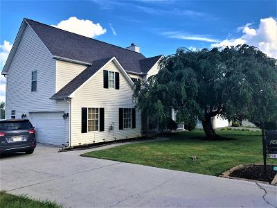 Single Family Home For Sale: 2442 Piney Grove Church Rd