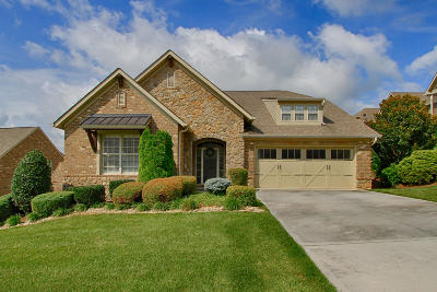 Knoxville Single Family Home For Sale: 1155 Bishops View Lane