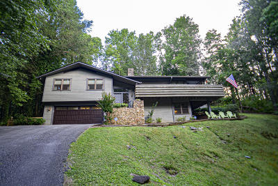 Gatlinburg Single Family Home For Sale: 1634 Cardinal Drive