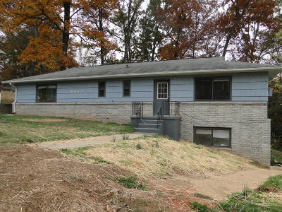 Knoxville Multi Family Home For Sale: 5504 5th St