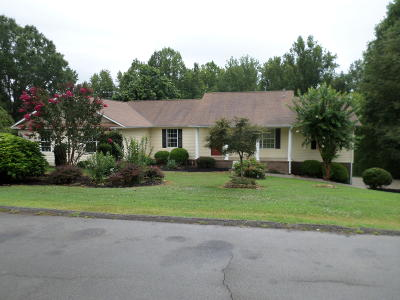 Maryville Single Family Home For Sale: 2822 Rambling Rd