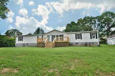 Knoxville Single Family Home For Sale: 5405 Parker Rd
