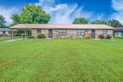Kingston Multi Family Home For Sale: 348 Lawson Mill Rd