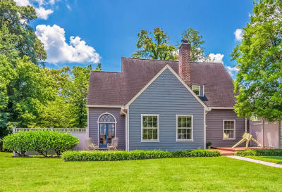 Knoxville Single Family Home For Sale: 2224 Hillsboro Heights