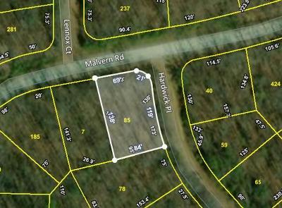 Fairfield Glade Residential Lots & Land For Sale: 219 Malvern Rd