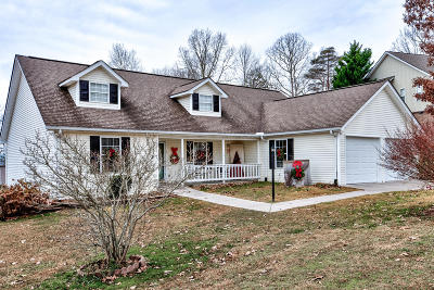 Anderson County Single Family Home For Sale: 106 Comanchero Place