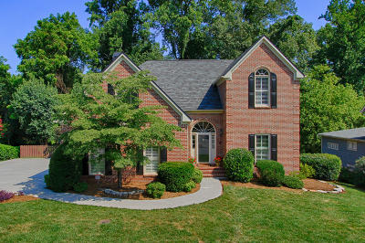 Knoxville Single Family Home For Sale: 6709 Fern Meadow Way