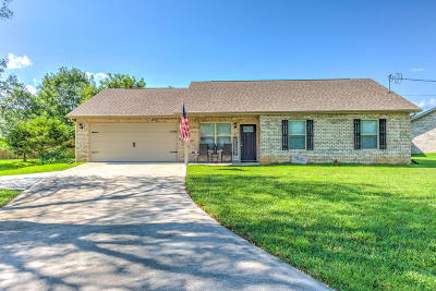 Clinton Single Family Home For Sale: 501 Jd Yarnell Industrial Pkwy