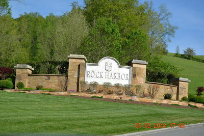 Rock Harbor, Rock Harbor Ii Sect I, Rock Harbor Ii Sect Iii A, Rock Harbor Ii Sect Iii B, Rock Harbor, Norris Lake, Rock Harbor Ii Section 1, Rock Harbor Phase 1 Residential Lots & Land For Sale: 0 Mica Court