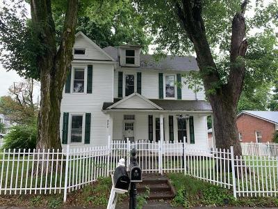 Morristown Single Family Home For Sale: 520 S Henry St