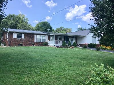 Tazewell Single Family Home For Sale: 247 Whitaker St