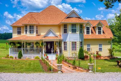 Jamestown Single Family Home For Sale: 2462 Banner Springs Rd