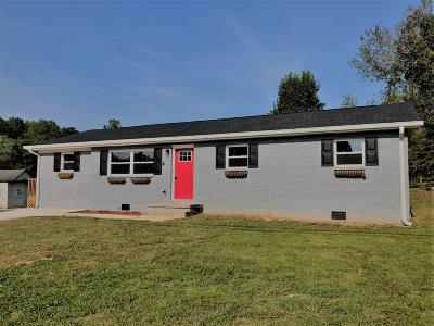 Oliver Springs Single Family Home Pending - Continue To Show - F: 547 Norwood Drive