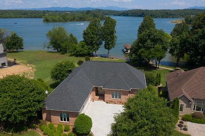 Alcoa, Friendsville, Greenback, Knoxville, Louisville, Maryville, Rockford, Sevierville, Seymour, Tallassee, Townsend, Walland, Lenoir City, Loudon, Philadelphia, Sweetwater, Vonore, Coker Creek, Englewood, Madisonville, Reliance, Tellico Plains Single Family Home For Sale: 245 Golanvyi Tr