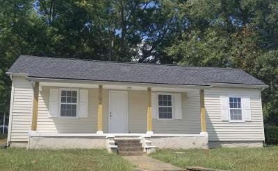 Anderson County Single Family Home For Sale: 802 Medaris St
