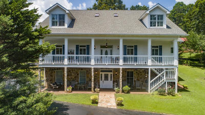 Single Family Home For Sale: 457 Lakeside Rd