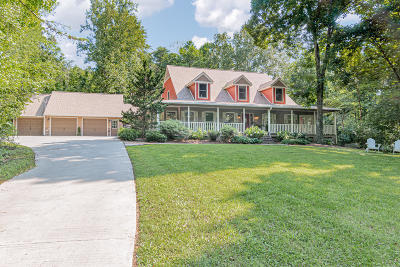 Knoxville Single Family Home For Sale: 1040 Ferrell Lane