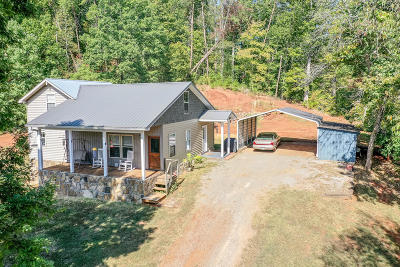 Maryville Single Family Home For Sale: 3756 State Hwy 72