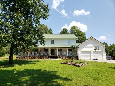 Knoxville Single Family Home For Sale: 11271 Yarnell Rd