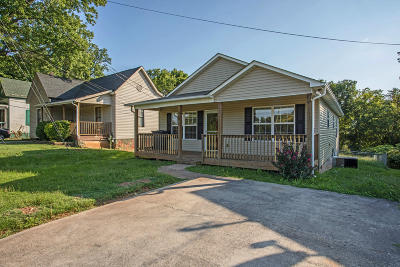 Single Family Home Sold: 2125 Sevier Ave