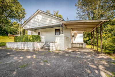 Morristown Single Family Home For Sale: 196 Cole Rd