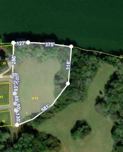 Loudon County Residential Lots & Land For Sale: Sedge Lane