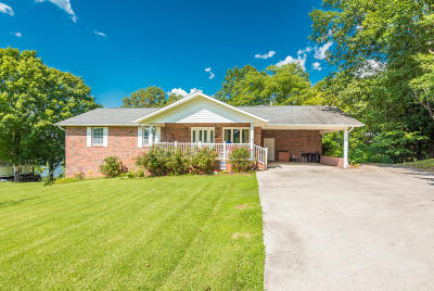 Loudon Single Family Home For Sale: 436 River Bend Drive