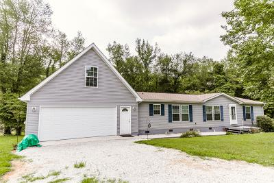 Kingston Single Family Home For Sale: 205 Browder Rd