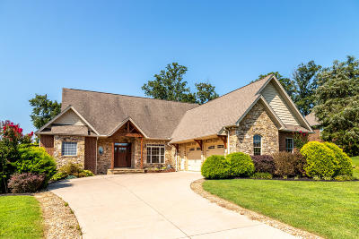 Maryville Single Family Home For Sale: 2942 Silver Brook Lane