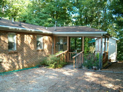 Meigs County, Rhea County, Roane County Single Family Home For Sale: 117 Lakeview Church Lane