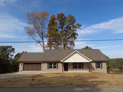Maryville Single Family Home For Sale: 5603 Nine Mile Rd