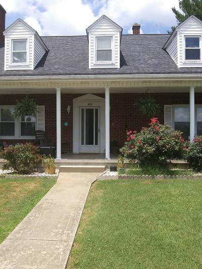 New Tazewell Single Family Home For Sale: 625 First Ave
