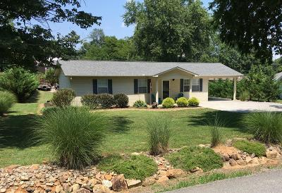 Madisonville Single Family Home For Sale: 318 Veal Heights