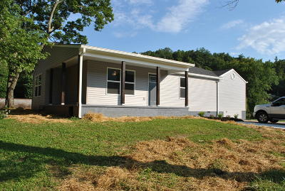 Oliver Springs Single Family Home Pending - Continue To Show: 108 Orange Lane