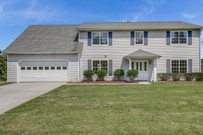 Knoxville Single Family Home For Sale: 908 Harbour Shore Drive