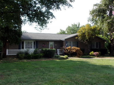 Maryville Single Family Home For Sale: 215 Amy Drive