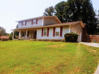 Knoxville Single Family Home For Sale: 1230 Live Oak Circle