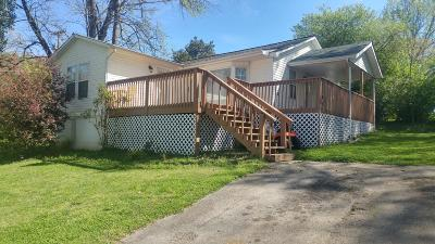 Oliver Springs Single Family Home Pending - Continue To Show: 164 Midway Drive