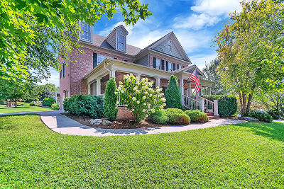 Knoxville Single Family Home For Sale: 11951 Abners Ridge Drive