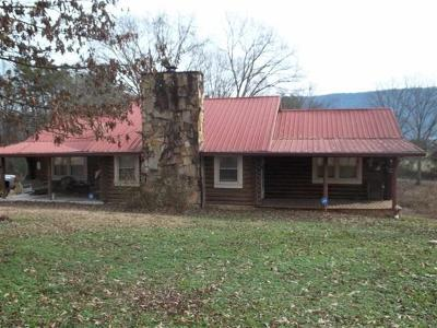 Single Family Home For Sale: 173 County Road 892