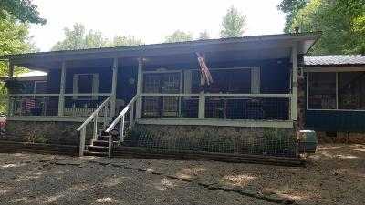 Tellico Plains Single Family Home For Sale: 1522 Turkey Creek Rd