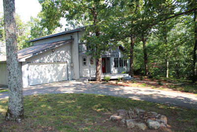 Madisonville Single Family Home For Sale: 254 Laurel Mountain Rd