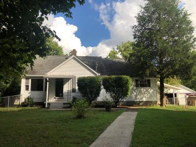 Louisville Single Family Home For Sale: 3615 Miser Station Rd