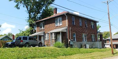 Knoxville Multi Family Home For Sale: 2460/2462 Linden Ave