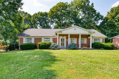 Knoxville Single Family Home For Sale: 8605 Sandhurst Drive