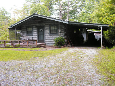 Single Family Home For Sale: 520 Unicoi Lakes Rd